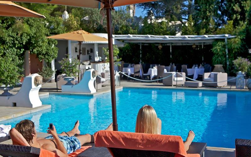 Foto del boutique hotel orsa maggiore anacapri capri for Boutique hotel capri